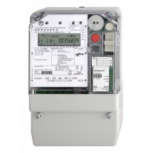 Счетчик электроэнергии  3-фазный многофункциональный LZQJ-XC-S1F6-AB-5PB-D4-060010-F50Q 5-10A (Германия)