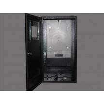 Щит герметичный ШМР-3Ф уличный NOVA IP54 под счетчик металлический наружный