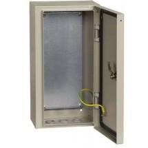 Щит металлический ИЭК ЩМП-6 IP-54 накладной (1200х750х300мм)