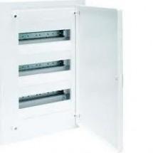 Щит пластиковый Hager 36 модулей (3х12) (врезной) непрозрачная дверца GOLF VF312РD