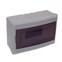 Щит пластиковый 12 автоматов (накладной) DE-PA, 91012