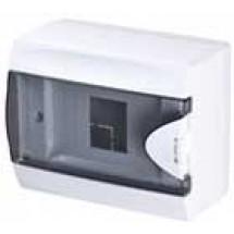 Щит пластиковый 2 автомата (накладной) GUNSAN Visage