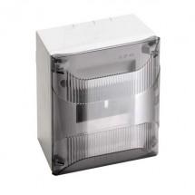 Щит пластиковый 4 модуля накладной El-bi 530-1015-004