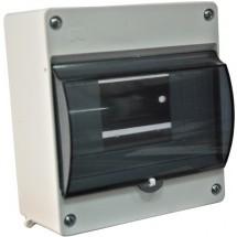Щит пластмассовый наружной установки на 6 модулей IP30 ELEKTRO-PLAST