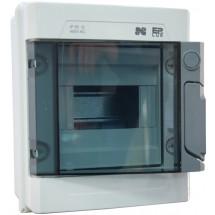 Щит пластмассовый наружной установки на 6 модулей IP55 ELEKTRO-PLAST