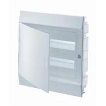 Щит пластиковый АВВ 24 модуля (врезной) не прозрачная крышка Mistral41, 1SLМ004100А1105