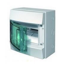 Щит пластиковый ABB Estetica / Luca 12024  4 модуля (врезной) IP40