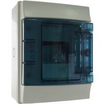 Щит АВВ наружной установки на 4 модуля Mistral65 1SL1200A00