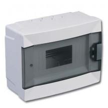 Щит пластиковый Makel 8 модулей (врезной) IP40 63008