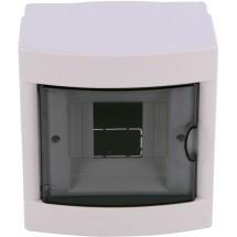 Корпус пластмассовый наружной установки, 2 модуля VI-KO