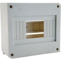 Корпус 7 пластиковый (на 7 автоматических выключателей, накладной)