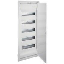 Щит распределительный на 60(70) модулей VU60UA VOLTA встраиваемый IP30 металлическая дверь Hager