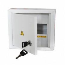 Щит распределительный ШМР-8Н NOVA 8 автоматов накладной металлический