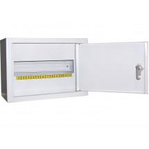 Щит распределительный ШМР-А-Н-12 NOVA под 12 автоматов накладной металлический