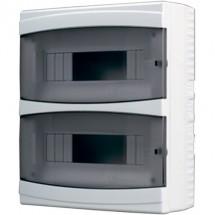 Щиток пластиковый 24 модулей BORSAN BR-810 навесной 285x325x110 IP40