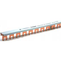 Шина соединительная вилка 1L-12мод/10 мм KDN 163 А