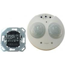 Сигнализатор присутствия 2-канальный с головкой Hager 230В ЕЕ811 потребляемая мощность 1,2Вт, 230В, IP41