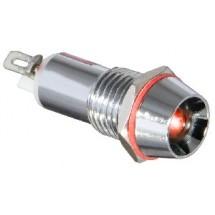 Сигнальная арматура AD22C-10 220V AC красная Укрем Аско A0140030124