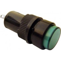 Сигнальная арматура NXD-212 220V AC зеленая Укрем Аско