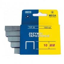 Скобы для степлера 12мм тип 53 1000шт MEGA 55212