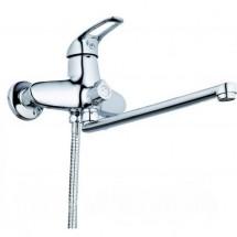 Смеситель для ванны ZEGOR NPO A211