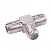 Соединитель кабельный Т-образный металлический