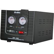 Стабилизатор напряжения сети 800Вт SVEN AVR-1000 LCD