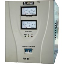 Стабилизатор напряжения SVC-N-3000 АСКО сервоприводного типа