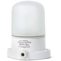 Светильник e.light.sauna.1.60.27.white, Е27, 60Вт, IP54, корпус керамический, термостойкий, белый E-Next l002059