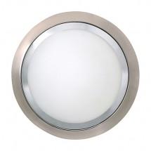 Светильник накладной Horoz хром матовый/хром HL634М max 60W E27 сфера
