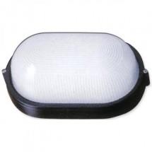 Светильник настенный Magnum MIF 020 100W E27 черный 10042333
