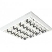Светильник растровый встроенный 600x600 Nortchliffe