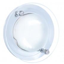 Светильник точечный Delux HDL16001R MR16 12V белый 10008650