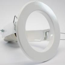Светильник точечный Delux R - 63 S белый цвет 10008800