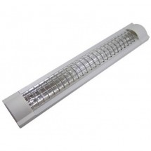 Светильник мебельный Magnum PLF 30 T8 2х18W металлическая решетка