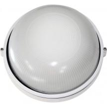 Светильник накладной Аско 0301 круглый Е27 60W черный цвет IP 54