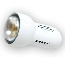Светильник направленного света Feron RAD63 S-S 1xR63 E-27 белый с выключателем