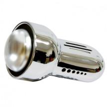Светильник направленного света Feron RAD63 S-S 1xR63 E-27 хром с выключателем