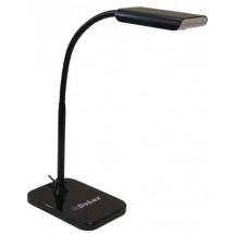 Светильник настольный DELUX TF-230 3Вт черный LED / светодиодный