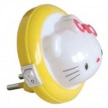 Светильник ночник Котик VT803L