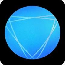 Светильник НПБ 01-60 (00011) синий