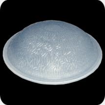 Светильник НПБ 02-60 (02508) волна бежевый