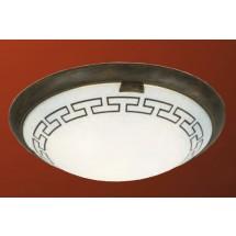 Светильник потолочный Delux ДЕКОР C 30361 d325 1x60W E27
