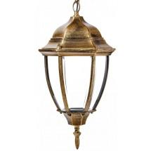 Светильник DELUX PALACE A009 60W E27 черный-золото садово-парковый