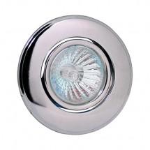 Светильник HL750 MR16 G5.3 хром-матовый HOROZ 015 007 0050