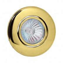 Светильник HL750 MR16 G5.3 золото HOROZ