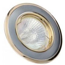 Светильник точечный DELUX HDL16002R MR16 12V хром матовый хром