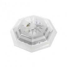 Светильник восьмигранный Elmas 25 1хЕ27 белый РА-511