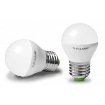 Светодиодная лампа EUROLAMP LED ЕКО G45 3W 4000K E27 (25) MLP-LED-G45-03274(E) промо-набор