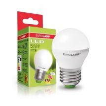 Led лампа МАХUS G45 5W E27 4000K (50) LED-G45-05274(D)